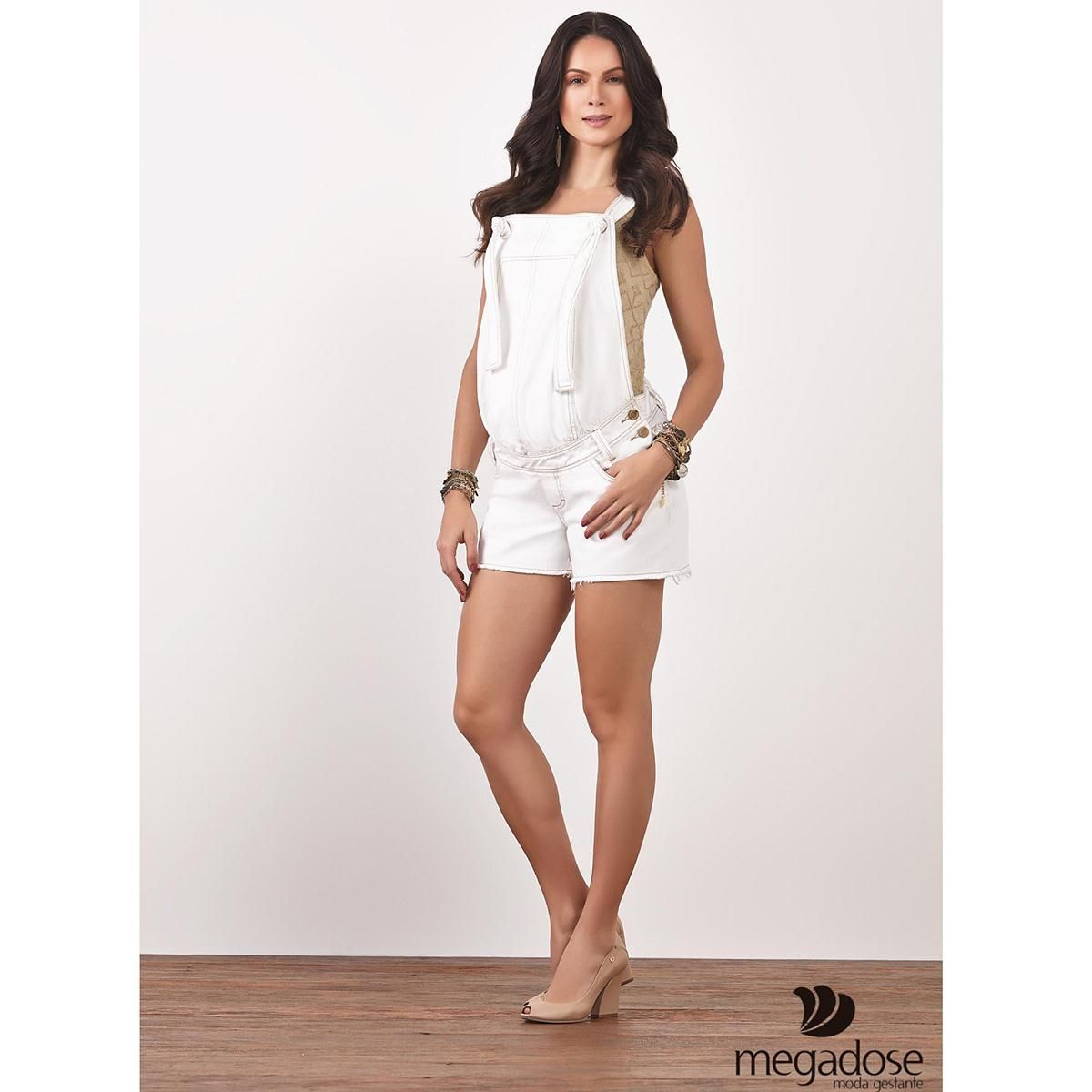 8a78e931b macacão gestante | pregnant outfits | Roupas p gestantes, Roupas ...