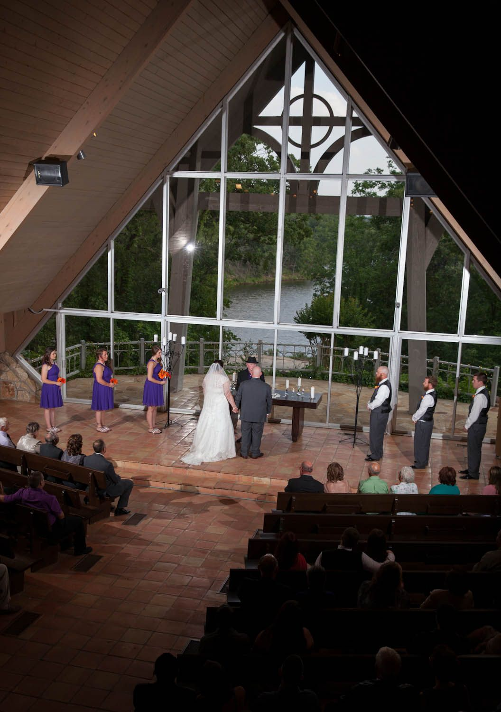Loughridge Wedding At Kirkland Chapel Tulsa LoughridgeWedding Oklahoma