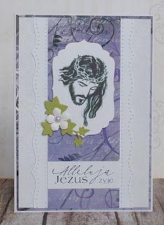 Religijne Kartki Wielkanocne Cz 2 Easter Cards I Card Cards