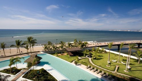 BRAND NEW Beachfront Luxury Condo in the Heart of Downtown vacation rental in Puerto Vallarta