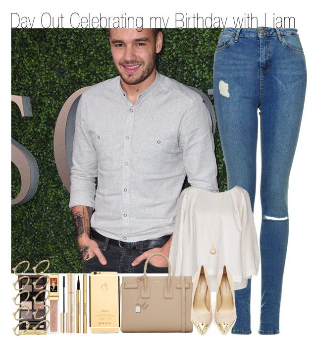 """It's my Birthday! Day Out Celebrating my Birthday with Liam"" by elise-22 ❤ liked on Polyvore featuring Topshop, TIBI, Yves Saint Laurent, Dolce&Gabbana, Tom Ford, ASOS and Sence Copenhagen"