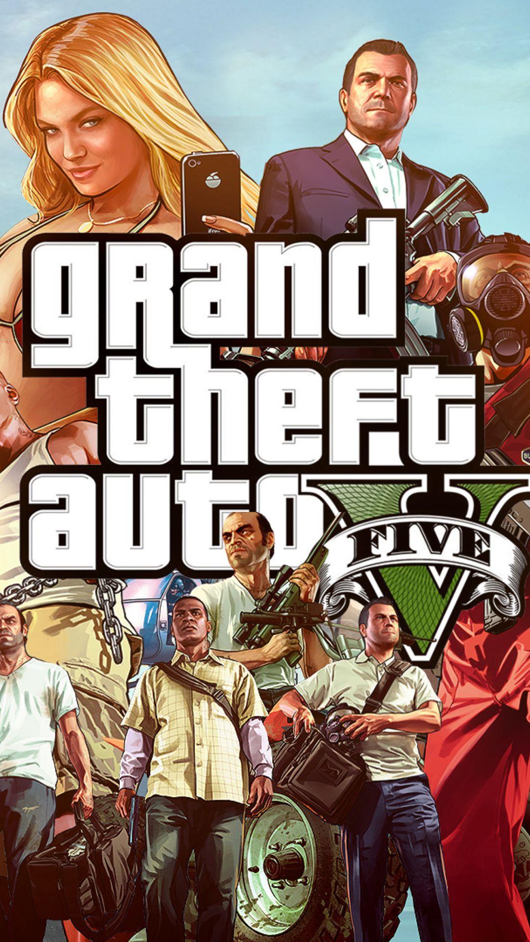grand theft 5