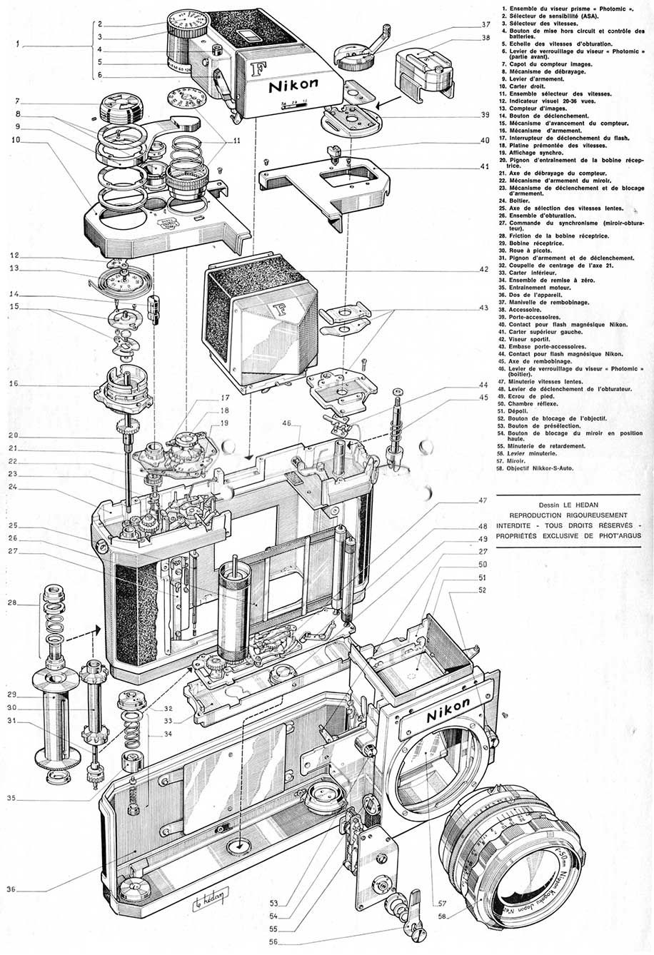 enjoy the mechanical schematics of those old nikon f film cameras