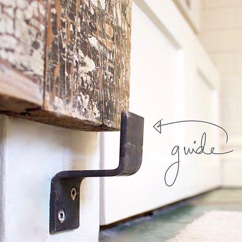 Barn Door Track Hardware How To Hardware Doors And Tutorials