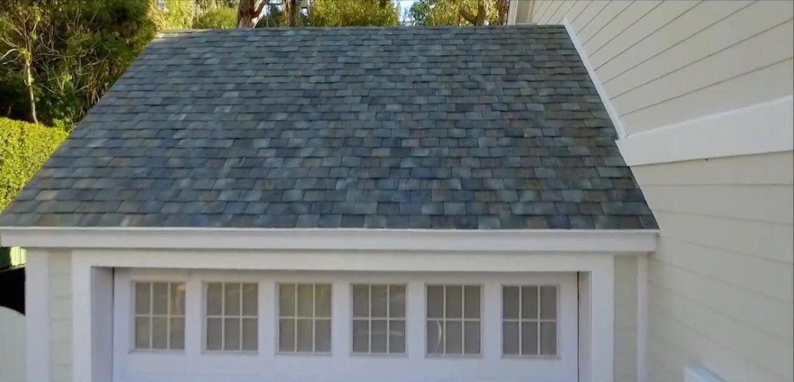 Tesla is selling four different solar roof shingle options