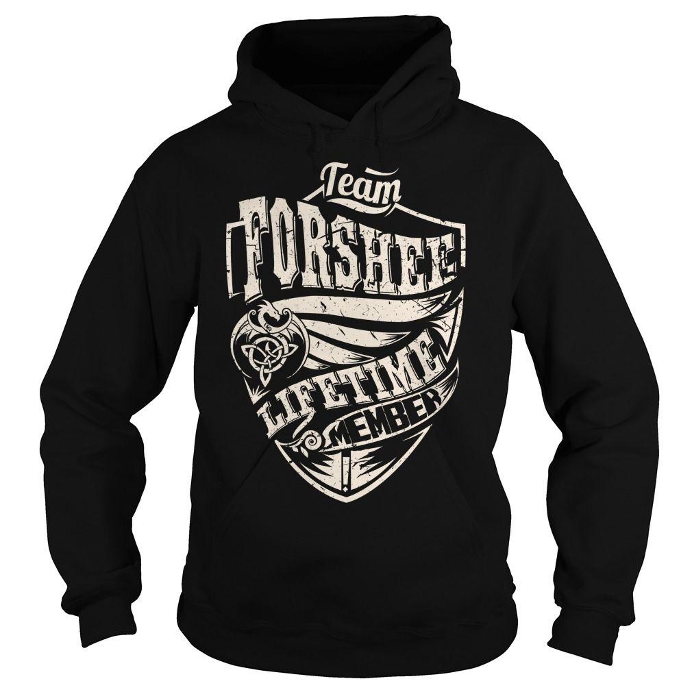 nice  Team FORSHEE Lifetime Member  Dragon  - Last Name  Surname T-Shirt -  Teeshirt of year