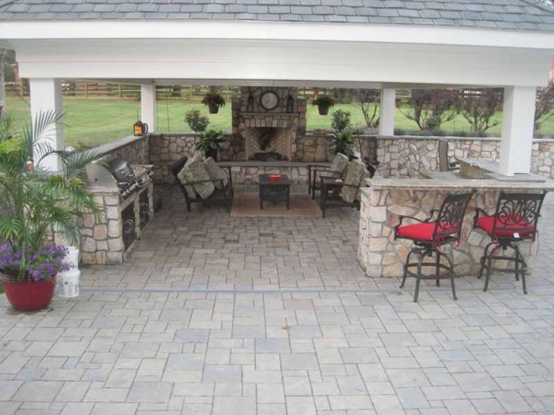 A Beautiful Stone Patio Is The Foundation Of Your Great Outdoor Escape.  Letu0027s Get Started