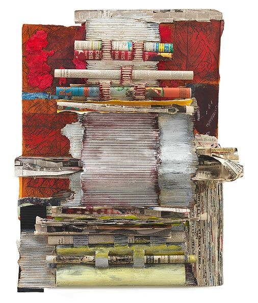 Mélange de cartons Joan Giordano
