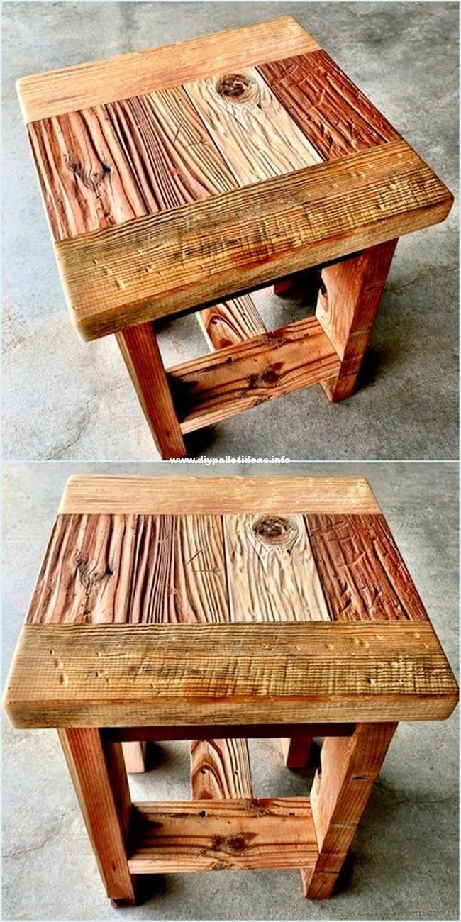 30 + Inspirierende DIY Palettenholz hausgemachte Möbel Pläne   Homemade furniture, Wooden pallet ...
