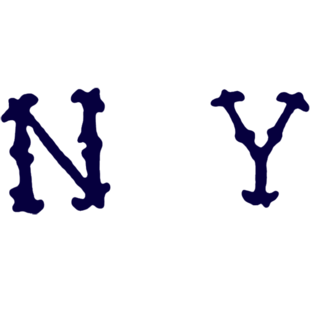 Old Yankees Font New York Yankees Logo Yankees Logo New York Yankees