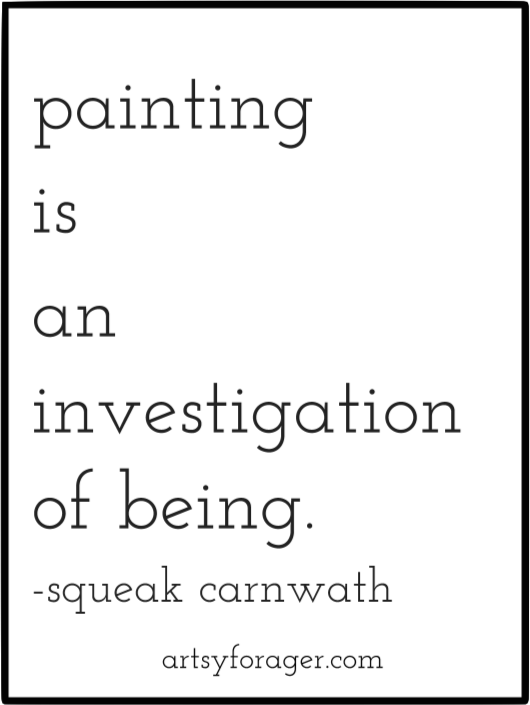 Painting is an investigation of being artquotes quotes about painting is an investigation of being artquotes quotes about art altavistaventures Gallery