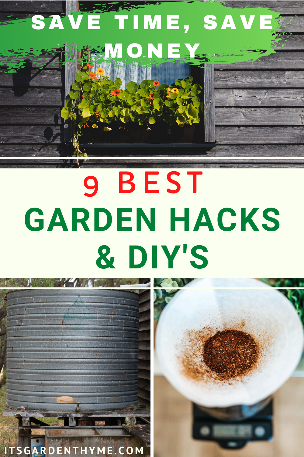 If you're feeling creative and looking for innovative, budget friendly, or organic ways to spruce up your garden, keep reading! Isn't it fun looking for the best and savvy gardening hacks and DIY's and trying them out at home? Don't you love all things about gardening because it's fun to see your efforts come to life. It's even better to benefit from all that hard work!