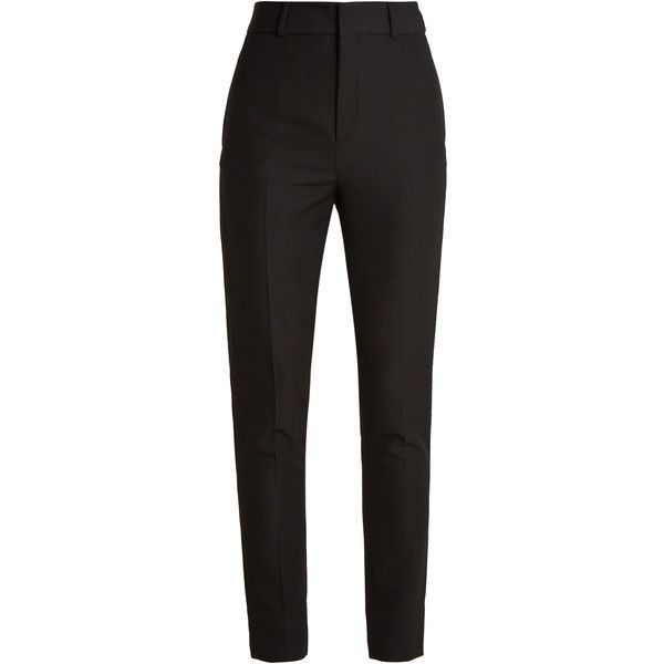 Tailored wool trousers Saint Laurent vDyc2q