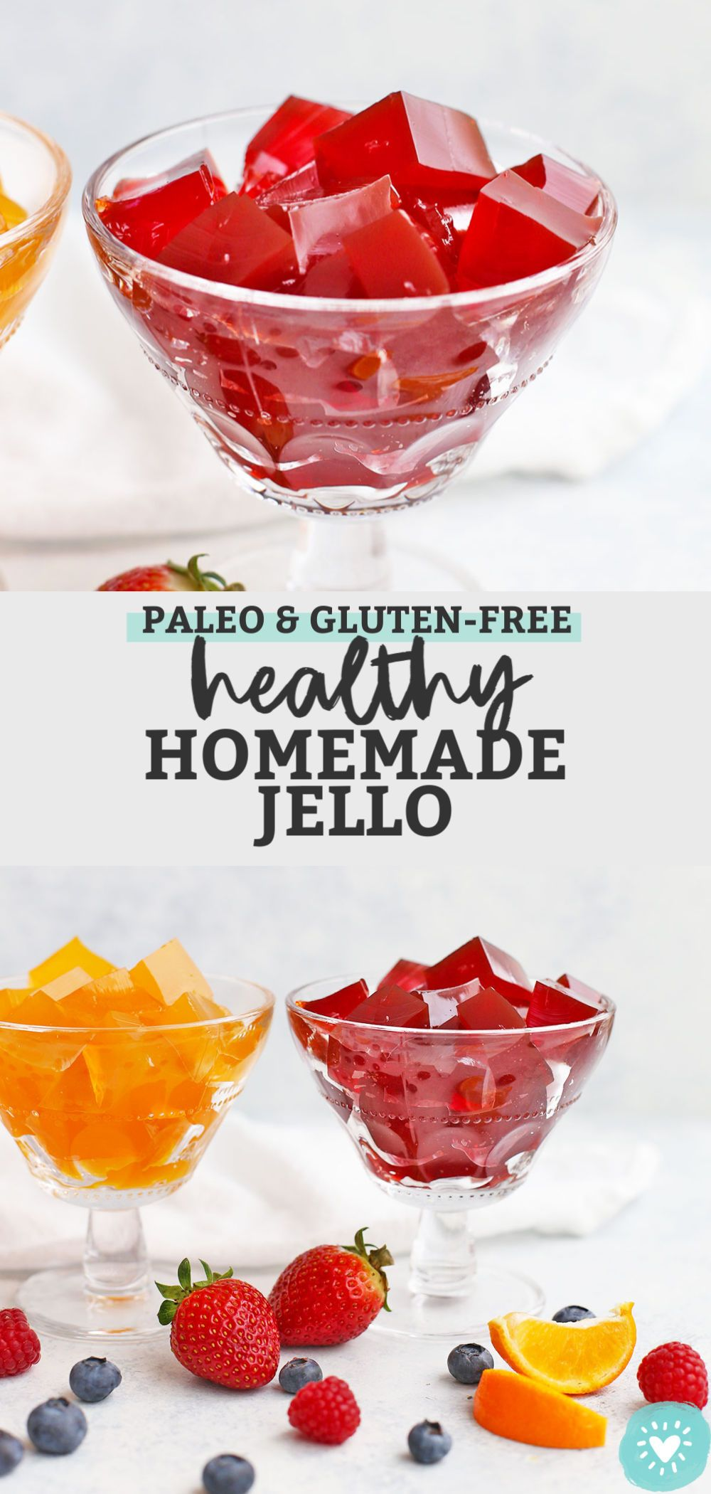 How to Make Homemade Healthy Homemade Jello Recipe in