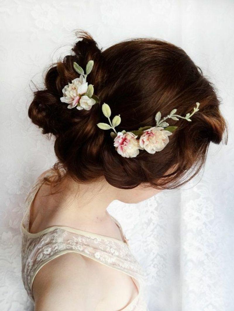 1001 Ideen Fur Brautfrisuren Offen Halboffen Oder Hochgesteckt