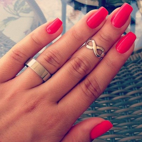 Red Polish, one of my favorites!