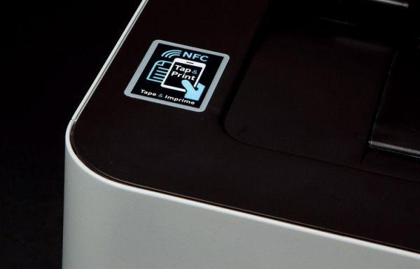 Technológia NFC v cenovo dostupných tlačiarňach!