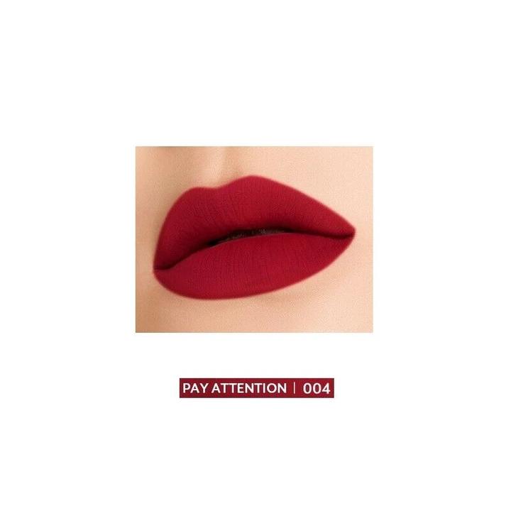 [PONY EFFECT] Powdery Whisper Lipstick Kbeauty 8 colors