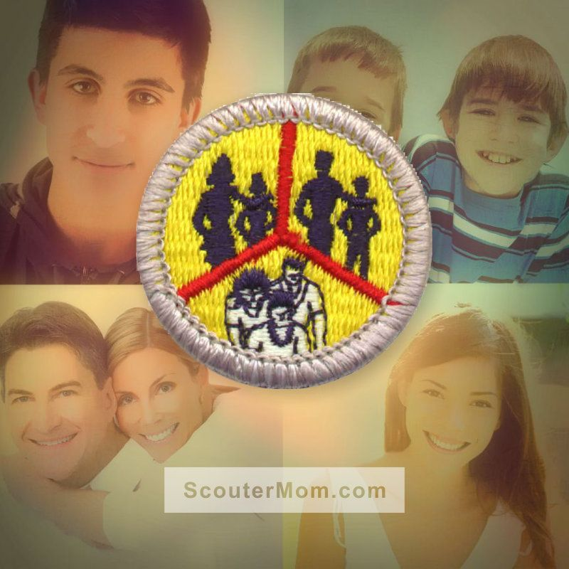family life merit badge book pdf