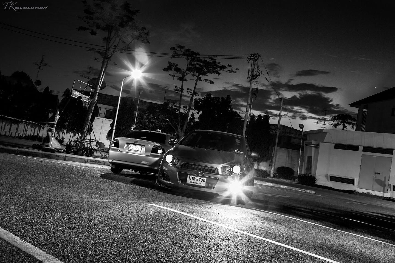 Toyota Vios U0026 Chevrolet Sonic