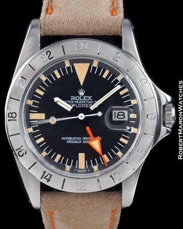 Rolex 1655 explorer ii steve mcqueen steel watches pinterest rolex rolex watches and watches for Mcqueen watches