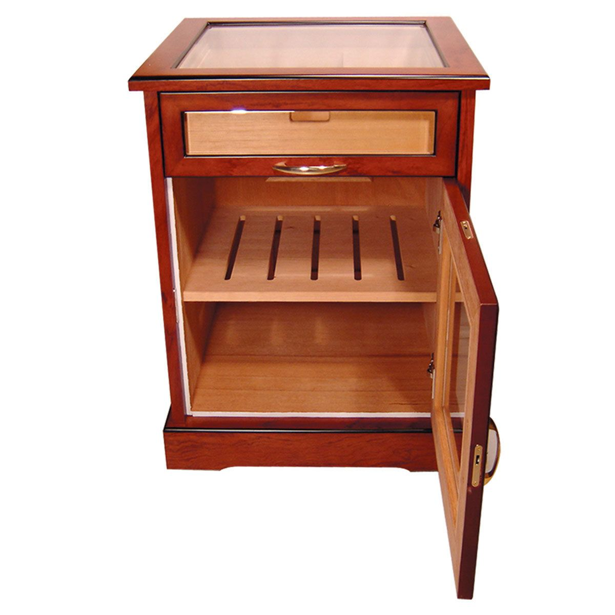 CubanCrafters   Cuban Crafters Cabinet Humidors End Table Humidor For 600  Cigars Free Shipping, $499.99