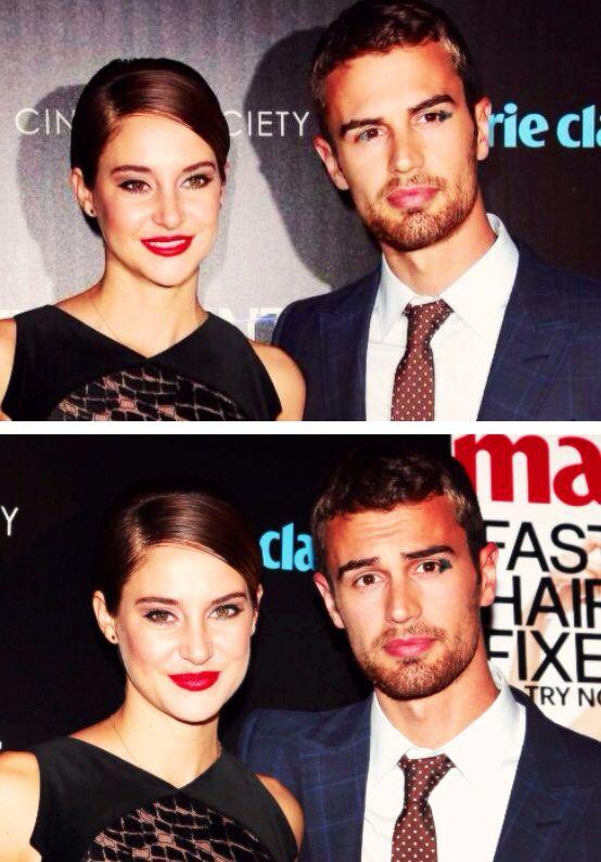 At the NYC premiere ~Divergent~ ~Insurgent~ ~Allegiant~