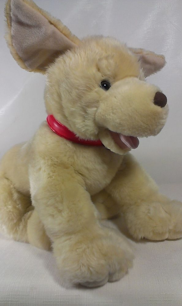 Bab Build A Bear Golden Retriever Puppy Dog Stuffed Animal Plush