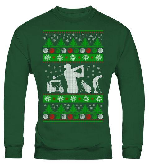 Golf Ugly Christmas - Limited Edition christmas lights,office