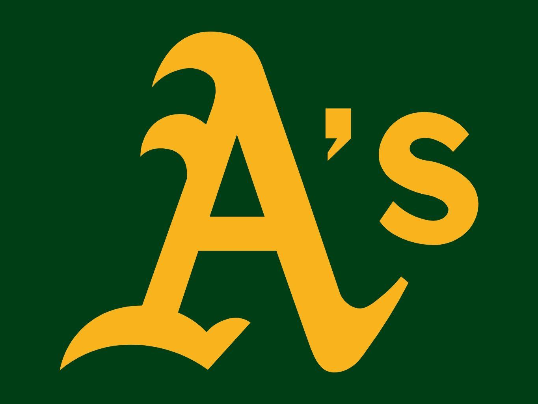 Oakland Athletics Browser Themes Desktop Wallpapers More Oakland Athletics Mlb Logos Baseball Teams Logo