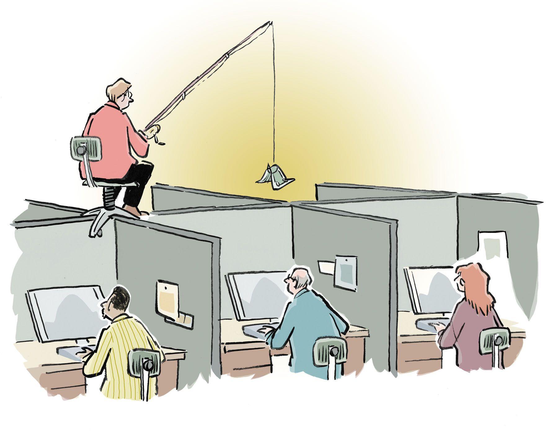 cartoon phishing Google Search Cyber security, Cartoon