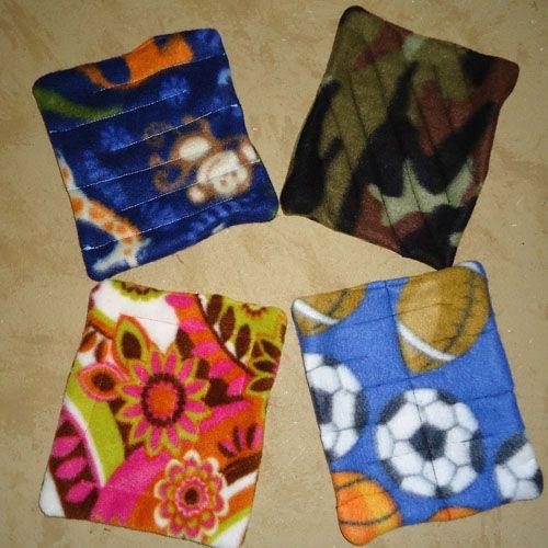 Fabric Marble Maze (Tutorial | Unterwegs, Spiel und für Kinder