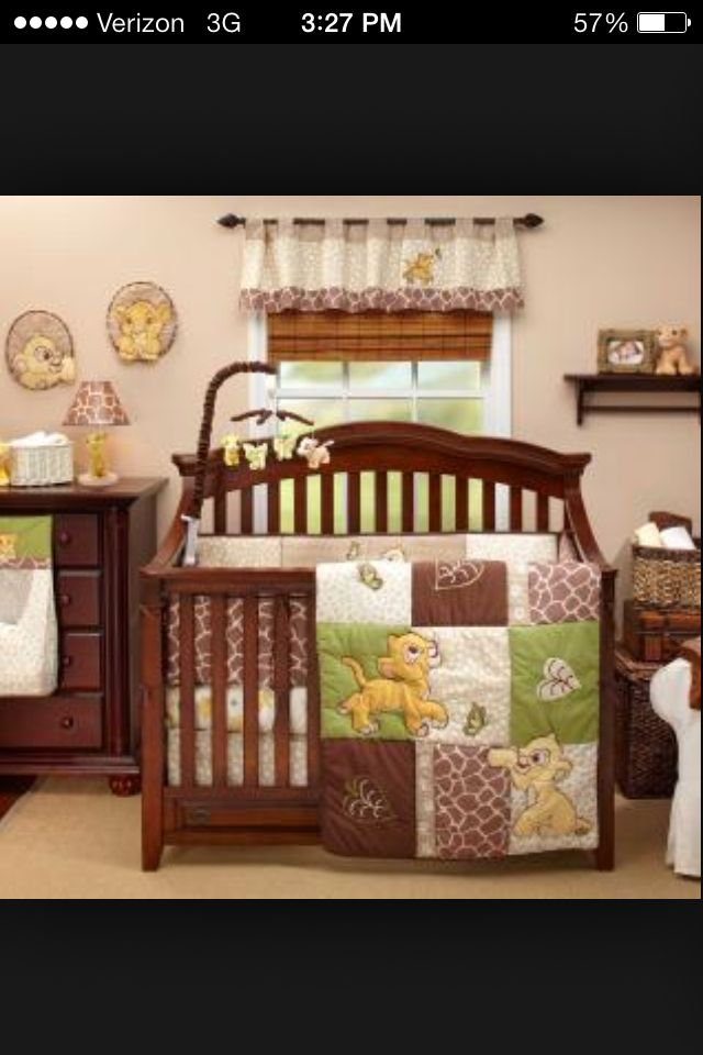 great for a safari themed nursery for the home lion king baby rh pinterest com
