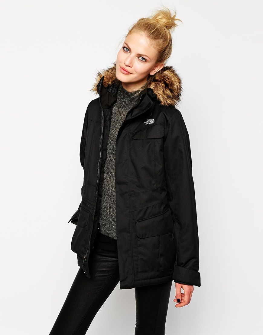 The North Face Winter Outfits Warm North Face Jacket North Face Coat [ 1110 x 870 Pixel ]
