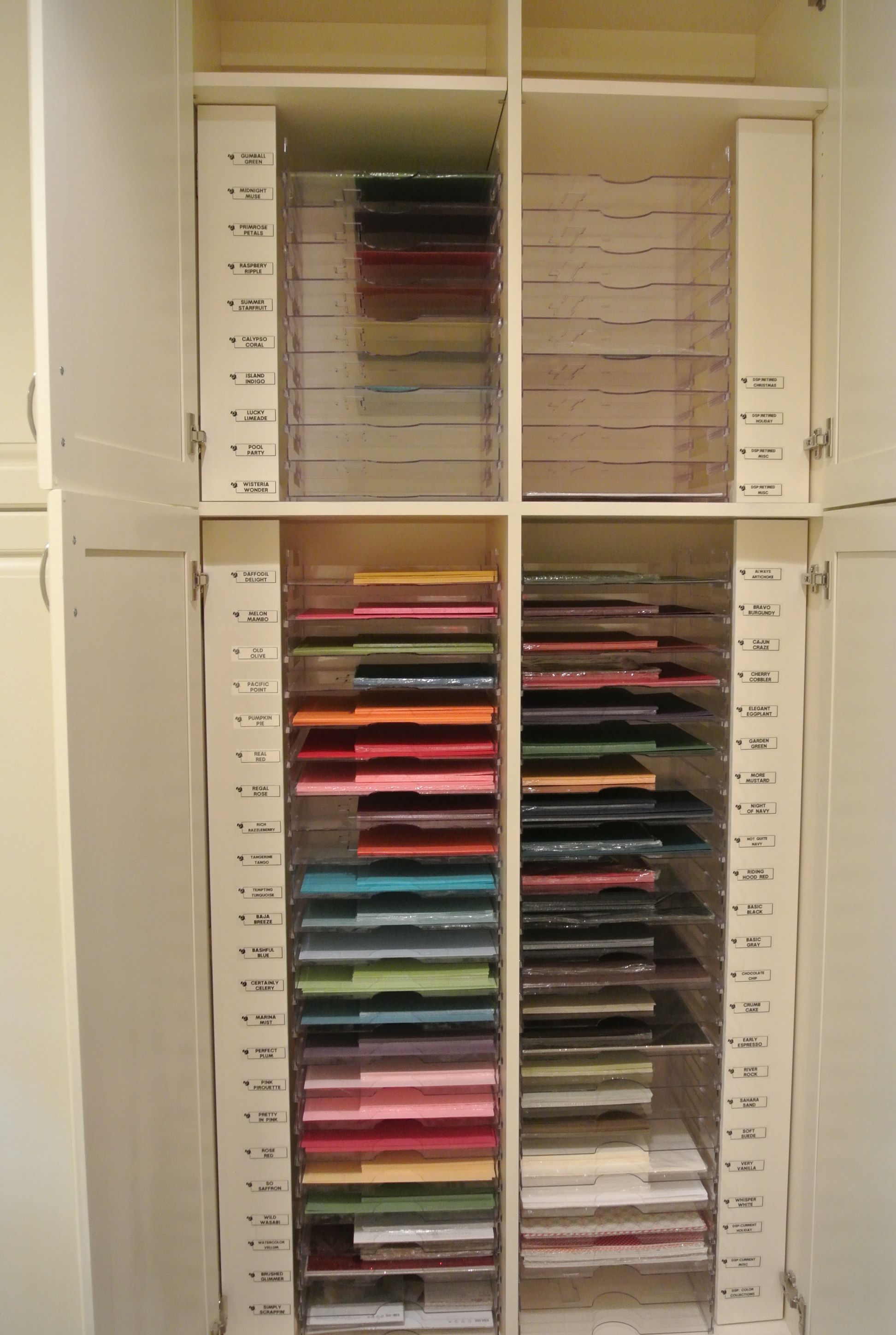 17+ Craft room organization labels info