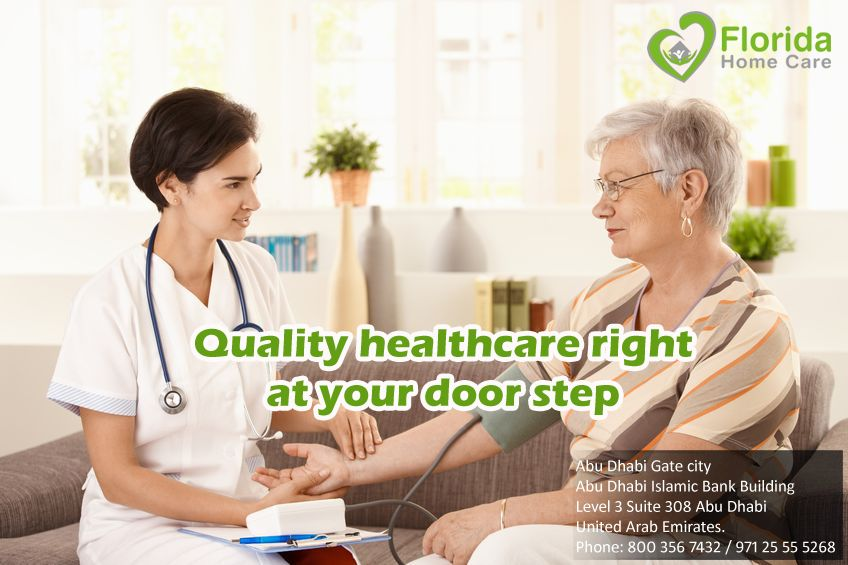 Floridahomecare skilled nurses provides you an attentive