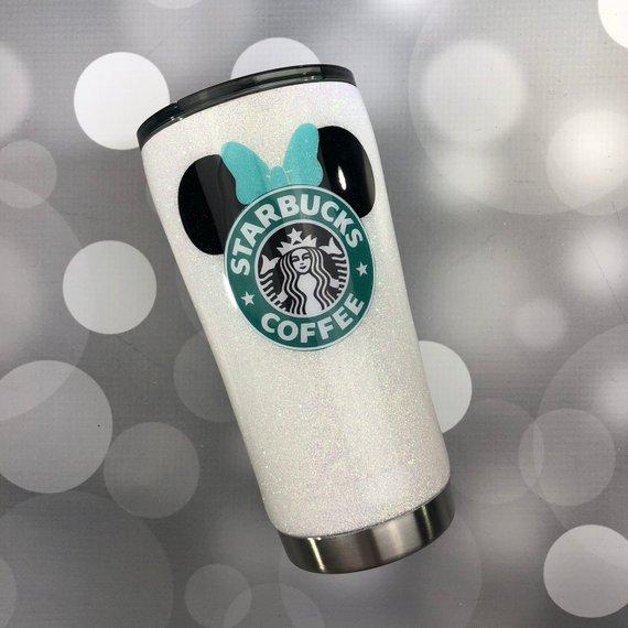 Starbucks Glitter YETI/Starbucks Glitter HOGG/Starbucks