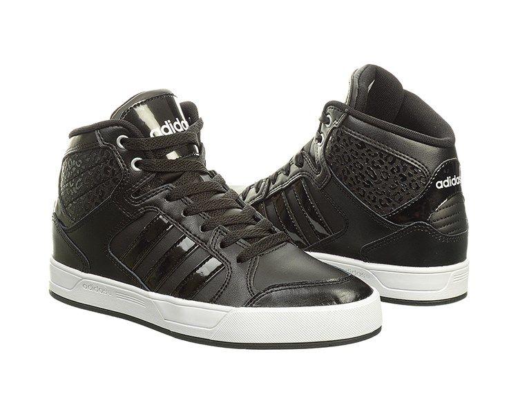 Adidas NEO High Tops plata