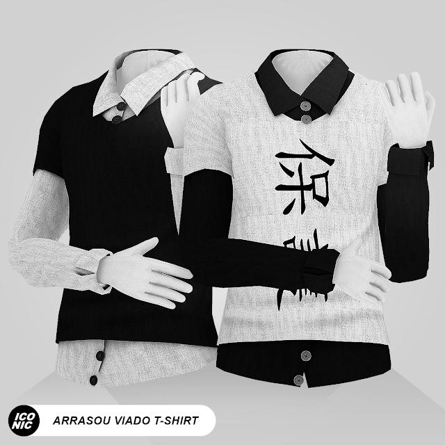 Photo of Arrasou Viado (T-shirt) | TS4 – VIP
