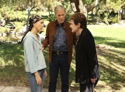 Desperate Housewives: Lynette, with her mother and stepfather