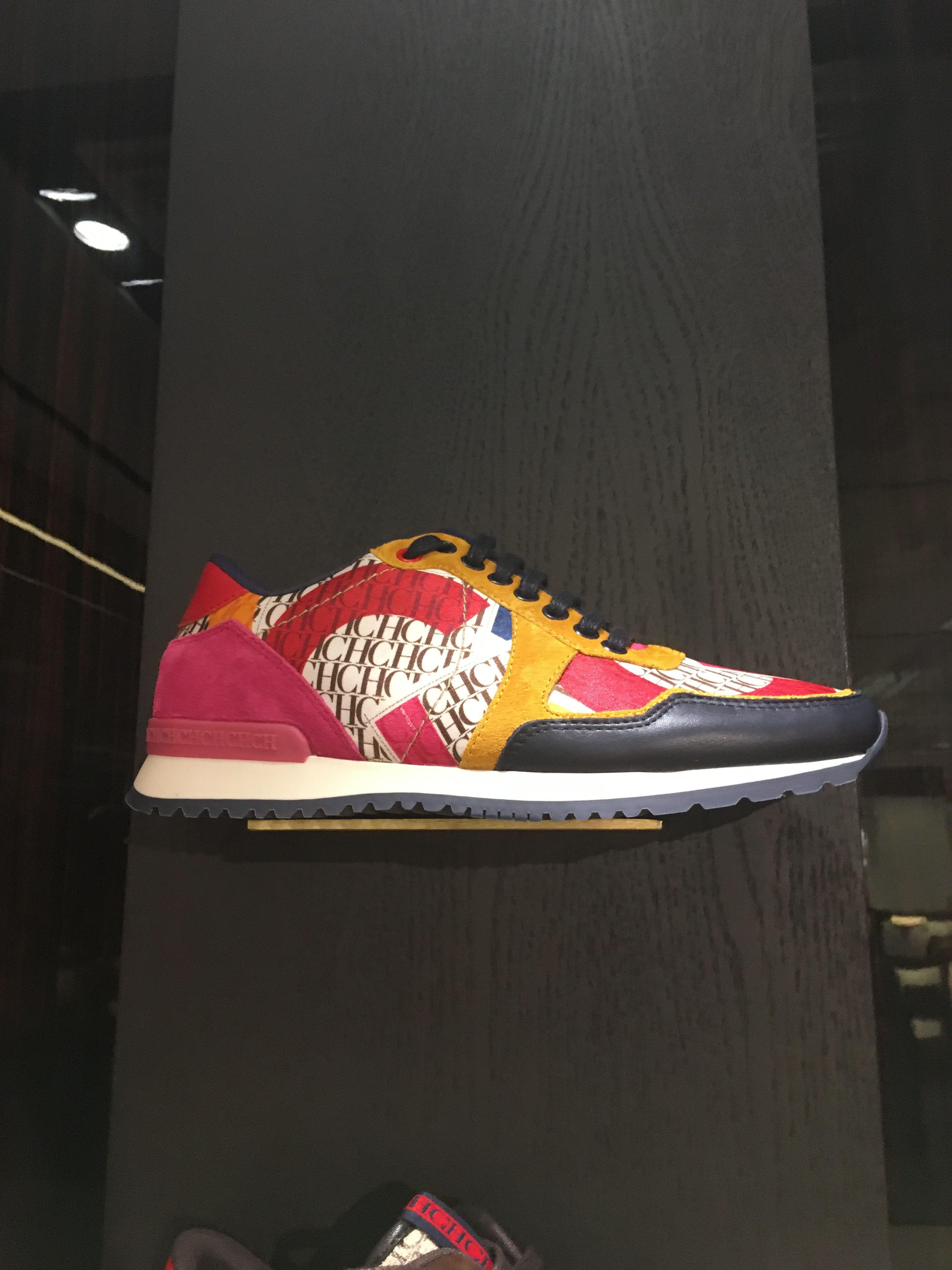 venta caliente más nuevo gran calidad diseño encantador Carolina Herrera sneaker 2016 | Zapatillas para correr en ...