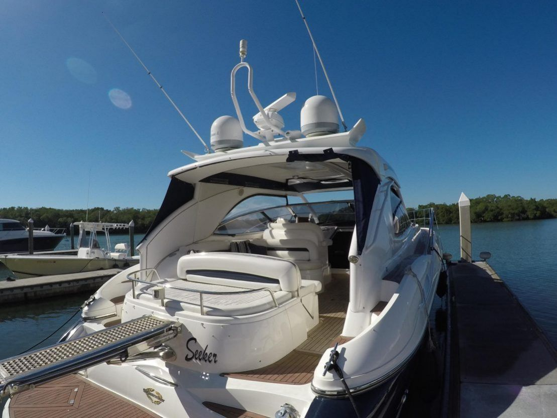 Sunseeker Camargue 44 for Sale in Naples, FL Buy or Sale