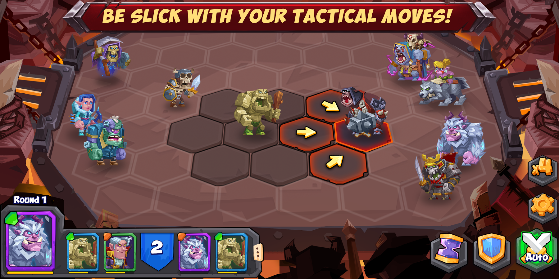 Tactical Monsters Hack Cheats Tips & Review in 2020