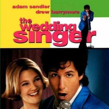 The Wedding Singer #movies  La mejor de mis bodas, Peliculas