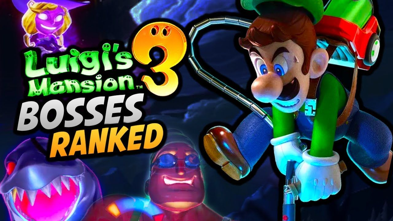 7a2466dfd47269304f26bc1d6ad771ea - How To Get A Rank In Luigi S Mansion