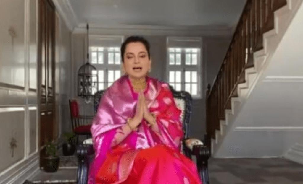Kangana Ranaut Marks Her Birthday By Paying Homage On