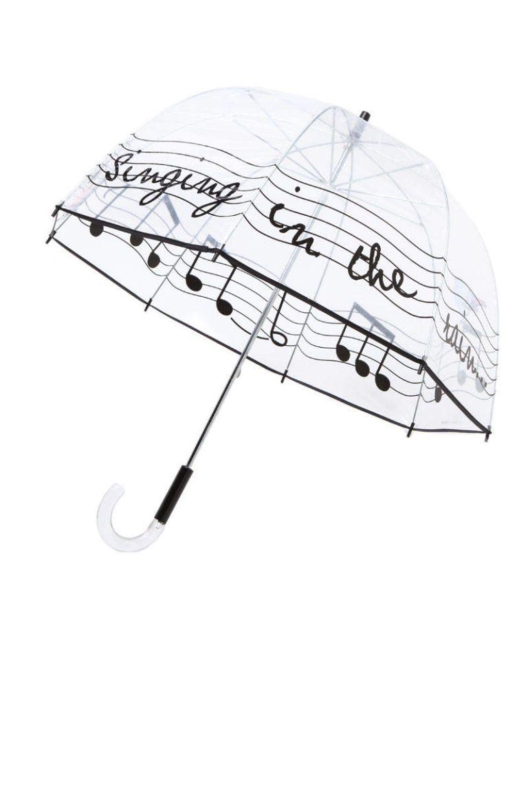 Felix Rey Singing in the Rain Umbrella, $65; shopbop.com   - ELLE.com