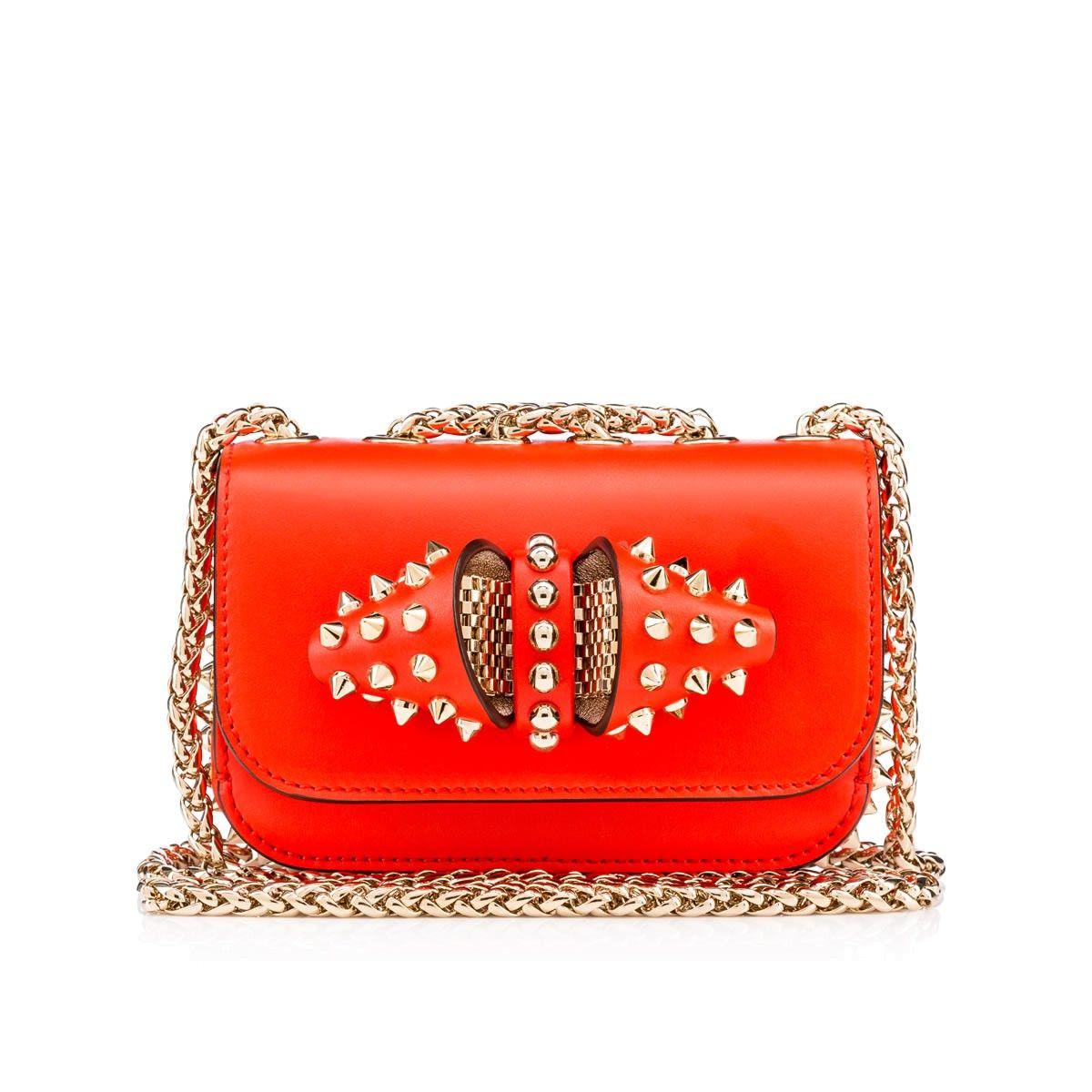 f8e475d44a1 Women Bags - Sweety Charity Mini Chain Bag - Christian Louboutin ...