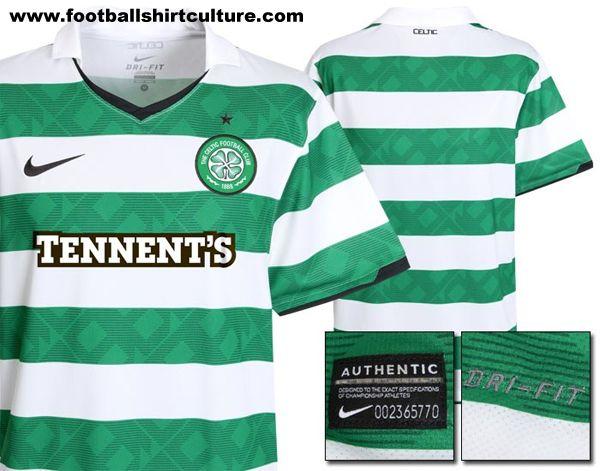 Celtic strip nike