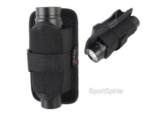 XTAR Belt Flashlight Pouch//Holster Case For Surefire Ultrafire Tactical Torch